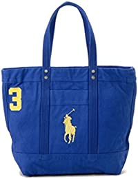 Polo RALPH LAUREN Unisex Big Pony Zip Tote