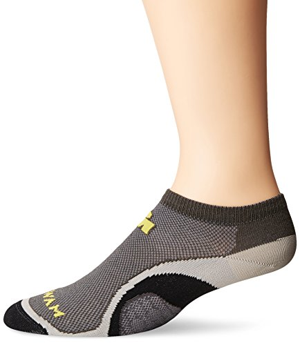 - Wigwam Ironman Velocity Pro Adult Socks 057 CHARCOAL AL