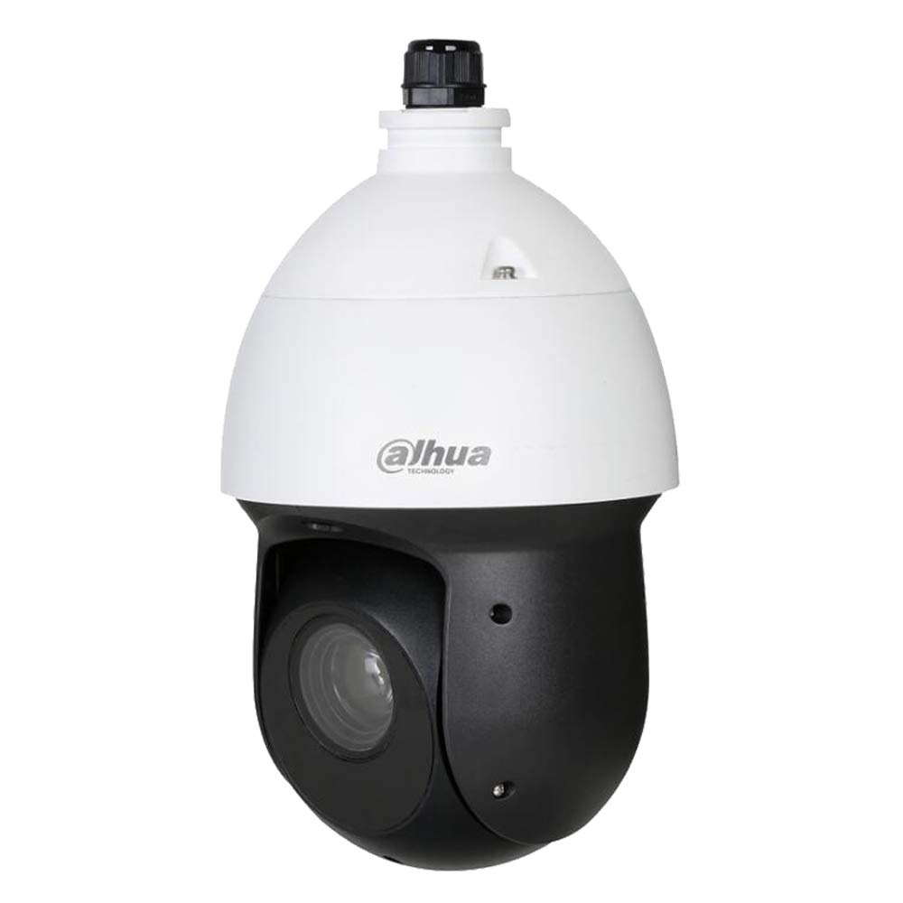 Q1C1 Dahua OEM PTZ IP Camera SD49225T-Hn 2MP 25X Starlight IR Network Dome Camera 4.8mm-120mm Night Version H.265 PoE Ip66 Onvif English Version No Logo