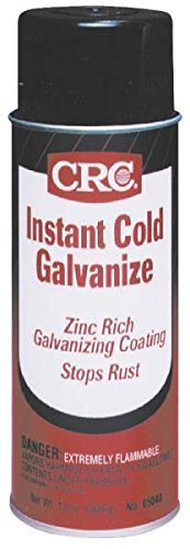 new-lot-2-13oz-cans-crc-05048-instant-cold-galvanize-zinc-spray-paint-coating