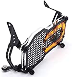 Drmsta Motorcycle Headlight Guard Protector Grille