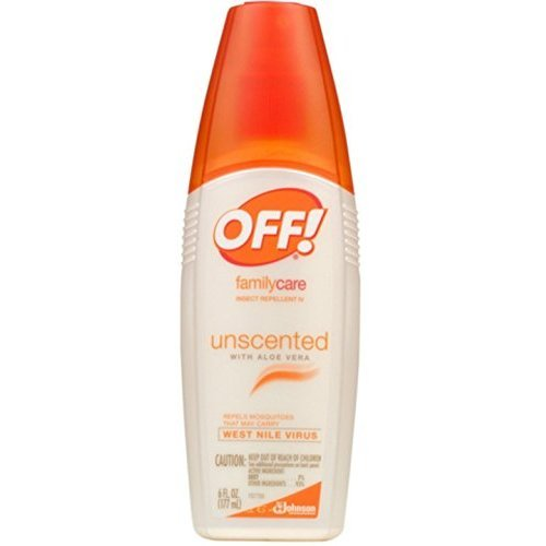 - OFF! Skintastic Spray Unscented 6 oz (Pack of 8)