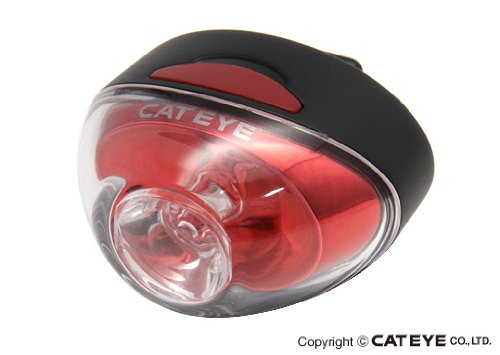 Cateye Led Rear Light Rapid 3 - 6