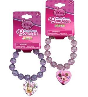 Minnie Botique Faceted Beaded Bracelet [8 Retail Unit(s) Pack] - BDBOW