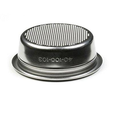 Rancilio 18 gram Double Portafilter Insert Basket – OEM Part (40-100-103) Redesigned 2014