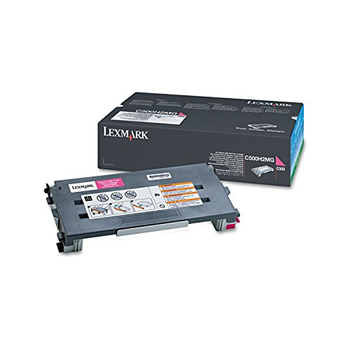 KITLEXC500H2MGUNV74323 - Value Kit - Lexmark C500H2MG Toner (LEXC500H2MG) and Universal 12-Sheet Deluxe Two- and Three-Hole Adjustable Punch (UNV74323) by Lexmark