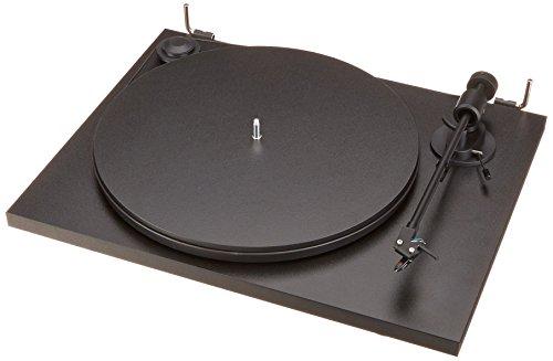 Turntable USB Proo Ject اولیه Phono (مشکی)