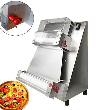 Masa de pizza en panificadora