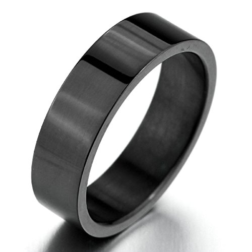 epinkifashion-jewelry-mens-wide-6mm-stainless-steel-rings-band-black-wedding-charm-elegant-size-5