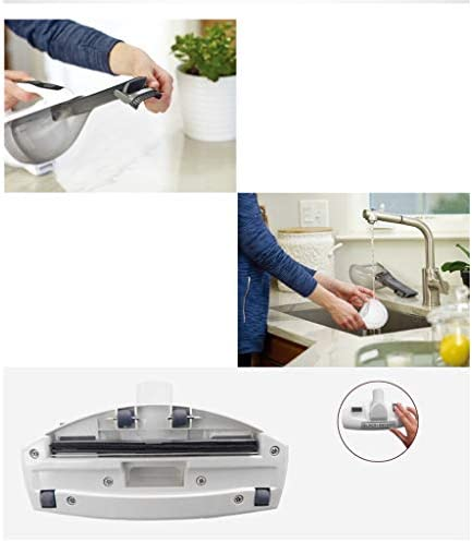 Aspirateur sans Fil, Petit Rechargeable à Main Haute Puissance for Usage Domestique, Gris (44x15x20cm) Xuan - Worth Having