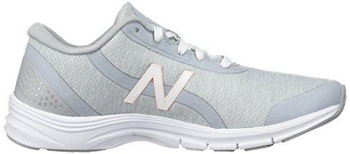Balance Cush 711v3 Women's D Us White Shoe New 5 Training 10 TdCqZqO