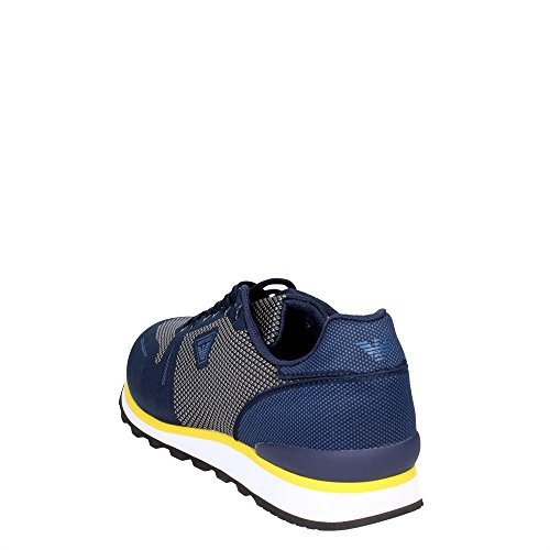 Armani Jeans 935026 Low Sneakers Man Blue sale online cheap for cheap A4dtJRne