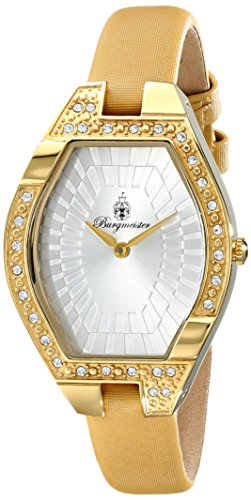 Burgmeister Women's BM801-289 Arvada Analog Display Quartz Gold Watch