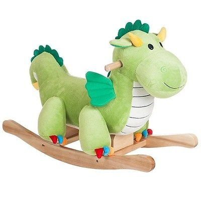 - Happy Trails Rocking Dagwood Dragon - Great for the Kids