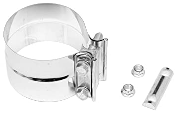 Walker 33220 Stainless Steel Clamp Band