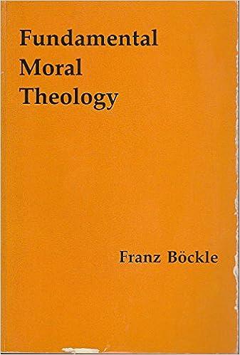 Book Fundamental Moral Theology