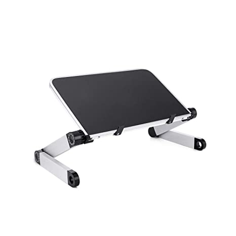 DGYAN Mesa de Aleación de Aluminio Ultraligero Plegable Portátil ...
