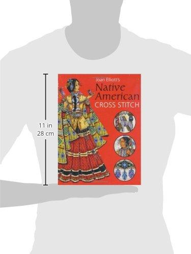 Joan Elliott's Native American Cross Stitch