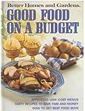 Good Food on a Budget, , 0696005409