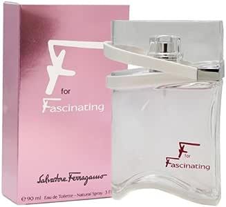 Salvatore Ferragamo F For Fascinating  Eau De Toilette 90ml