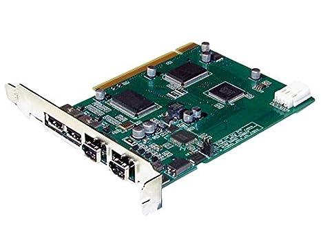 VST PCI tarjeta de dos puertos USB y dos puertos FireWire ...
