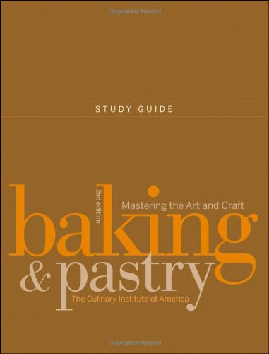 study guide baking and pastry - 9