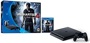 Sony PS4 Slim 500GB Uncharted 4 Bundle