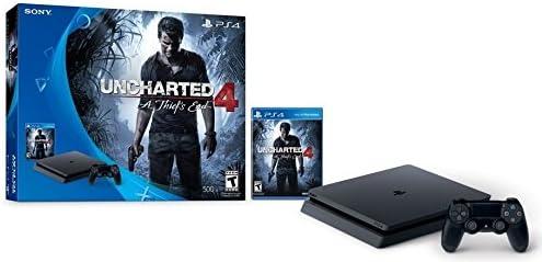 PlayStation 4 Slim 500GB Console - Uncharted 4 Bundle(Versión EE ...
