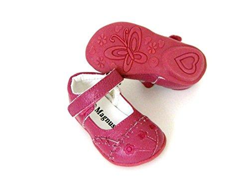 Mädchen Ballerinas Lauflernschuhe Pink