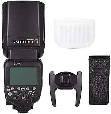 Yongnuo TTL YN600EX-RT Master /& Slave flash speedlite for Canon