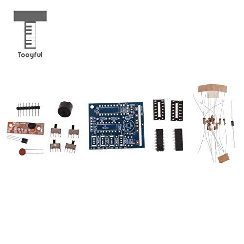 Value-5-Star - 16 Music Box 16 Sound Box Electronic Production DIY Kits 16-tone Box