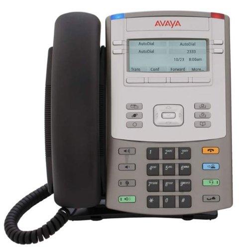 avaya-nortel-1120e-ip-telephone-newer-avaya-model-with-power-supply-gray-silver-ntys03afe6