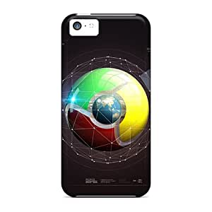Iphone 5c Case, Premium Protective Case With Awesome Look - Google Chrome