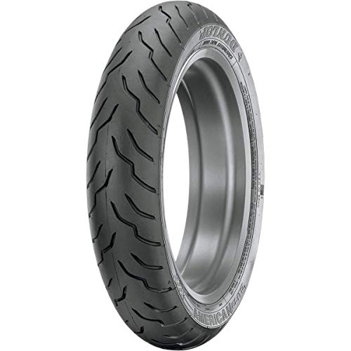 Dunlop American Elite Front Motorcycle Tire MT90B-16 (72H) Black Wall - Fits: Harley-Davidson CVO Dyna Fat Bob FXDFSE 2009-2010