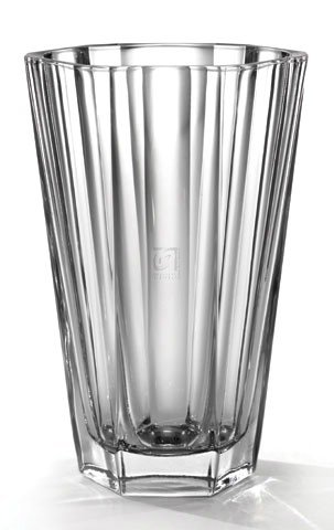 Amazon Fifth Avenue Chloe Crystal 9 12 Inch Vase Home Kitchen