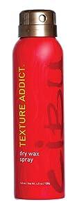 CIBU Texture Addict Dry Wax Spray, 4.5 Fl Oz