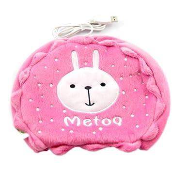 c4e86ab825d Amazon.com  USB Hand Warm Warmer Heat Heater Cushion Mouse Pad Mat ...
