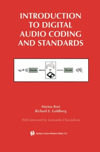 Introduction to Digital Audio Coding and Standards (The Springer International Series in Engineering and Computer Science) by Springer