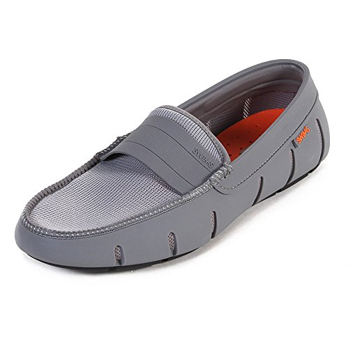 Loafer Stride Uomo Grigio Gray Black 365 Single Band Mocassini Keeper Swims HInxdAqSUA