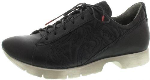 Think Renna 87081 Damen Sneakers Halbschuhe Schwarz