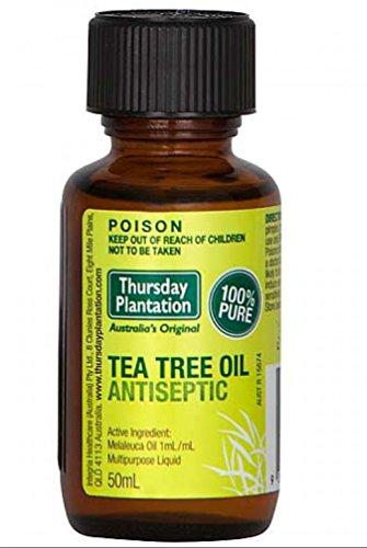 (Thursday Plantation 100% Pure Tea Tree Oil - 50 ml)