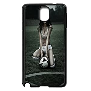 High Quality Phone Back Case Pattern Design 6Love Football,Love Life- For Samsung Galaxy NOTE4 Case Cover