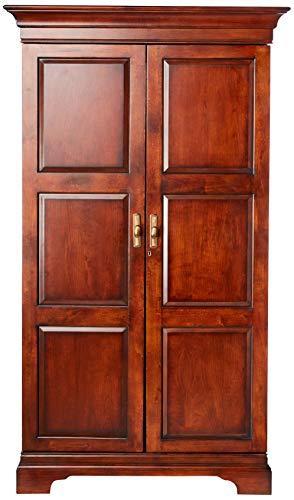 Howard Miller 695-064 Sonoma Hide-A-Bar Wine Cabinet