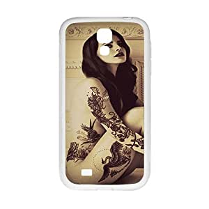 Happy Tattoo Of Lana Del Rey Cell Phone Case for Samsung Galaxy S4