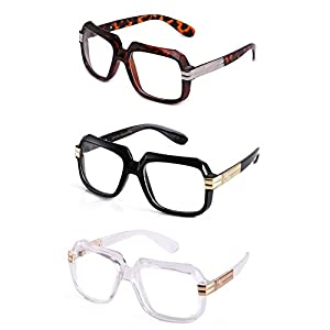 Newbee Fashion - 80's Old School Rapper Hip Hop DJ Glasses