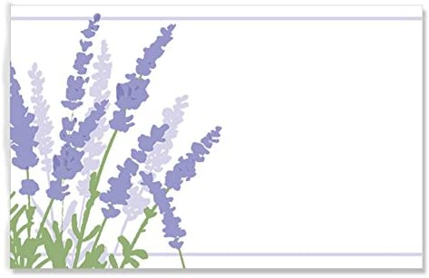 Lavender Fields Enclosure Cards Gift product image