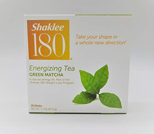 Shaklee® 180® Energizing Tea (Green Matcha - 28 ()