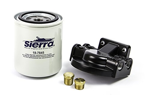 Sierra 18-7775-1 Sierra Fuel Water Separator Kit - ()