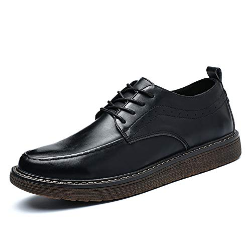 formali Pelle vivere Scarpe shoes Uomo 2018 Dimensione per superfine EU con abbinata Nero 43 in Jiuyue Nero cintura casa Color Scarpe moda da e camminare uomo compagnia alla inglesi dBXxxwZE