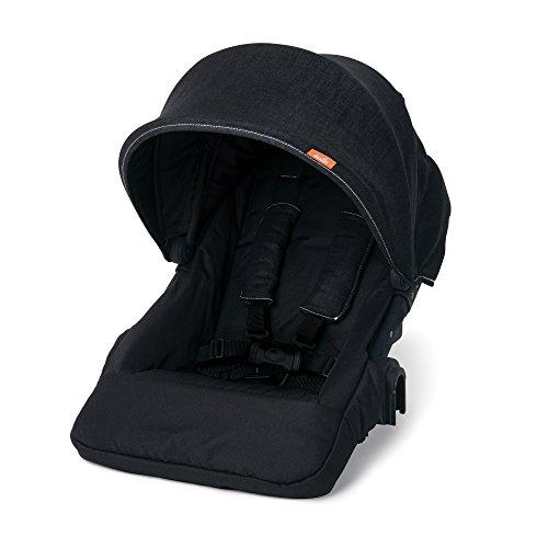 Austlen Entourage Stroller Second Seat: Comfortable Durable Baby Double Stroller Seats – Black